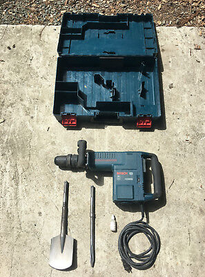 Bosch 11316EVS SDS-Max Demolition Hammer Corded - In Hard Case + Bits