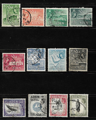Aden .. A fabulous stamp collection....001091