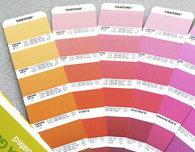 Pantone Formula Guide Solid UNCOATED LARGE Edition With Special Features bx