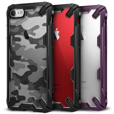 For iPhone 8 / 7 | Ringke [FUSION-X] Shockproof Armor TPU Bumper Back Case Cover