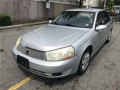 2003 Saturn L-Series -- 2003 Saturn LS  64,975 Miles Bright Silver 4dr Car 1 OWNER 64000miles!!!!!!!!!!