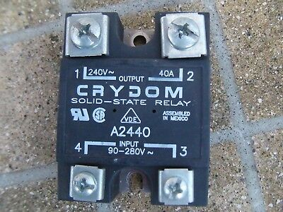 Crydom Solid State Relay A2440