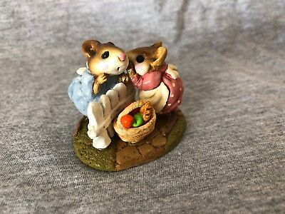 Wee Forest Folk Mouse Talk M-130