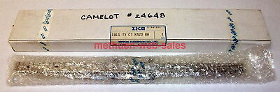 IKO~Linear Bearing Way~LWLG .15 C1 R320 BH~Factory Sealed~Motion Guide,Slide,CNC