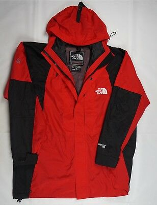 306fbcff50 Rare Vintage THE NORTH FACE TNF Gore-Tex XCR Summit Series Rain Jacket 90s  SZ