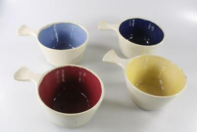 Vintage Dyson Australian Studio Pottery Four Decorative Ramekins