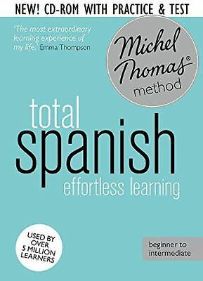 Total Spanish Foundation Course: Learn Spanish with the Michel Thomas Method [Au