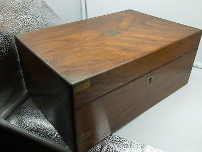 Antique SLANTED WRITING BOX