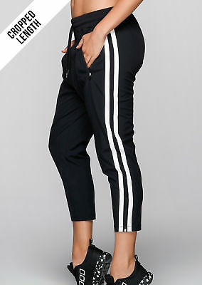 NEW Womens Lorna Jane Activewear   Side Tracked Active Jogger