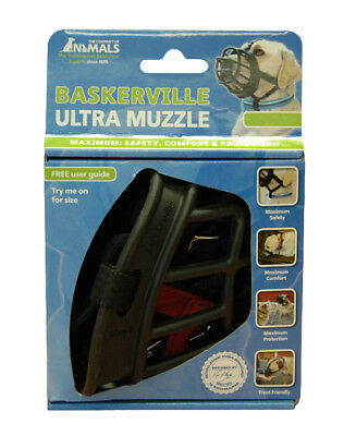The Company of Animals Baskerville Ultra Muzzle for Dogs - Size 2
