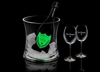 Dom Perignon Champagne Cooler Ice Bucket Limited Edition
