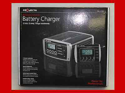 Projecta Intelli-Charge 12 volt, 25 Amp, Battery Charger suit Caravan