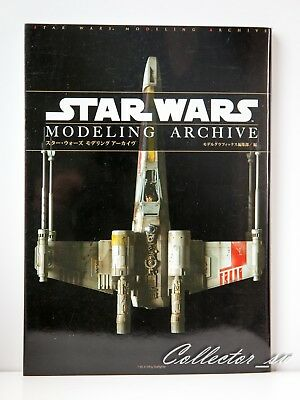 3 - 7 Days | Star Wars Modeling Archive Model Graphix from JP