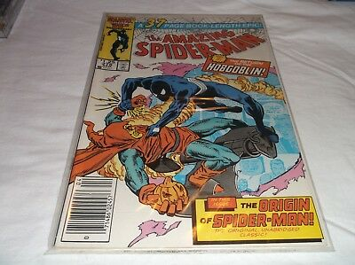 Amazing Spiderman #275 Hobgoblin App. Key Issue Marvel Comics Higher Grade
