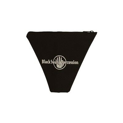 """Black Swamp Triangle Bag - Up to 10"""""""