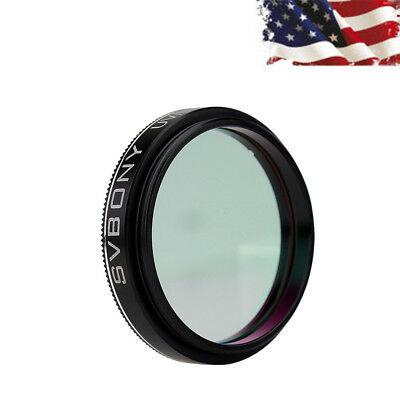 "NEW 1.25"" UV/IR CUT Block Infra-Red Filter for DSLR/CCD Camera Telescope US!!!"