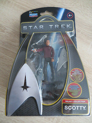StarTreck Playmates Toys 61750 Figur Galaxy Collection Scotty in OVP