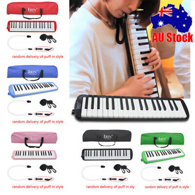 Melodica 37 Key Piano Style Melodica Suitable for Teaching & Playing with Bag AU