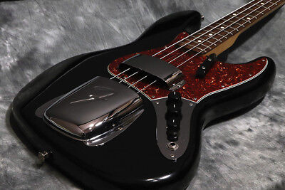 Fender CS: Electric Bass 1964 Jazz Bass NOS Black USED