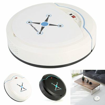 Pure Clean Automatic Self Navigated Smart Auto Robot Vacuum Sweeper Dust Cleaner
