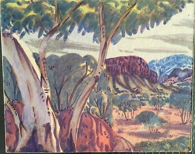 Ivan Panka    Deceased Arrernte Artist Hermannsburg