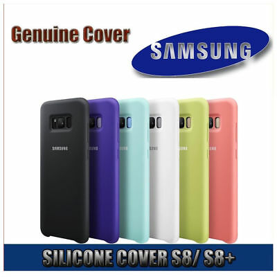 Samsung Galaxy Note 8 S8/S9 S8/S9 Plus OEM Silicone case cover Protective