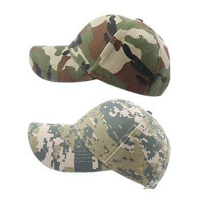 New Adjustable Military Hunting Fishing Hat Army Baseball Outdoor Cap le