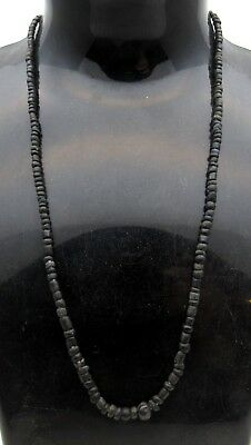 Ancient Roman Stone Beaded Necklace - Wearable - E84