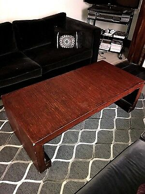 Japanese Antique Lacquered Tea Table