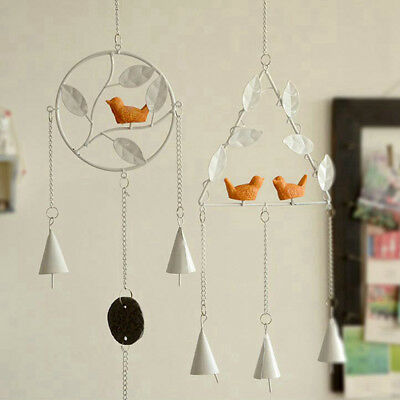 Metal Wind Chimes Lucky Bird Bell Japanese Wind Chime Ornament Home Garden Decor