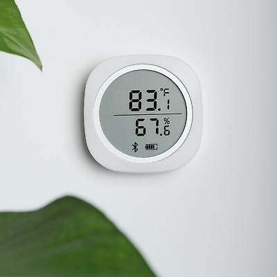 LED Bluetooth Temperature & Humidity Data Logger Thermometer Recorder -40~60°C