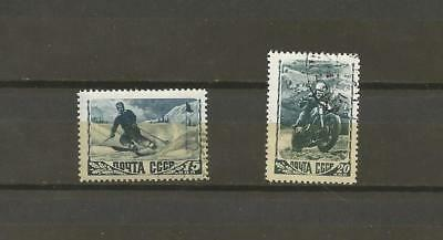 RUSSIA - 1948 Sport in USSR - USED SET.