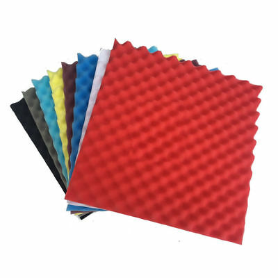 Studio Acoustic Panel Treatment Wall Sound Proofing Sound Blocking Foam30*30*3cm