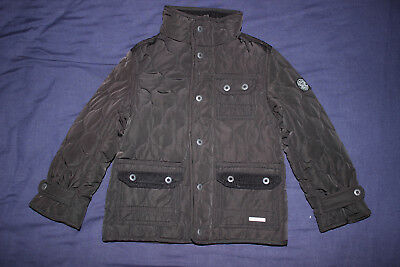 Firetrap Boy's Children's Quilted Jacket Coat Size 2-3 Years Good Used Condition