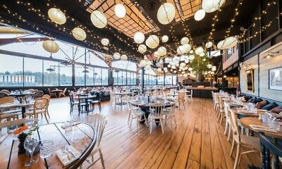 High End Trading Restaurant Brand For Sale (Three Sites) INC FULL TRADEMARK