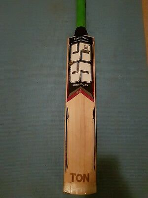 SS TON Gladiator Players Grade English Willow Cricket Bat