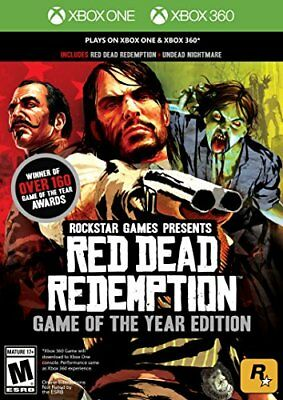 Red Dead Redemption: Game of the Year Edition - Xbox 360 by Rockstar Games