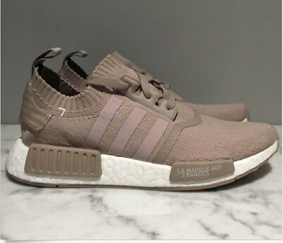 b09393735b5f0 ADIDAS NMD R1 PK  FRENCH BEIGE VAPOUR GREY  - S81848 - SIZE 10 ...