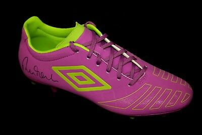 Robbie Fowler Liverpool Hand Signed Umbro Football Boot  : New