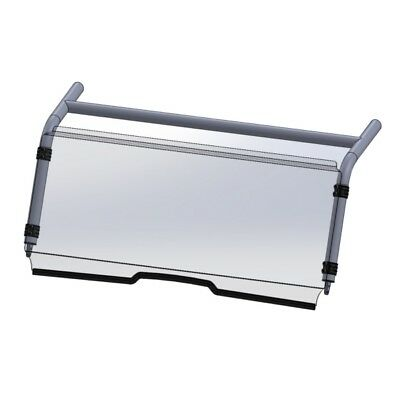 Yamaha Wolverine 850 X2 X4 Front Windshield Direction 2 Full Lexan Poly 2018-19