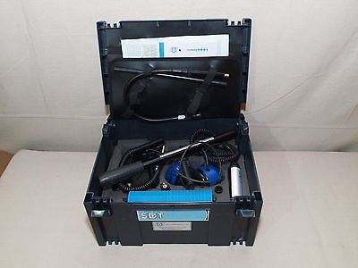 SDT 170 MD Ultrasonic Leak Detector Kit with several airborne & contact sensors