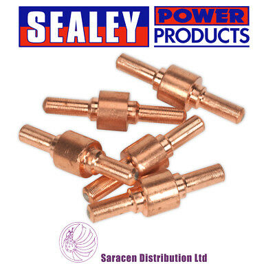 Sealey Electrode Short Low Power For Pp40E Plasma Cutter Pack Of 5 - Pp40E.e