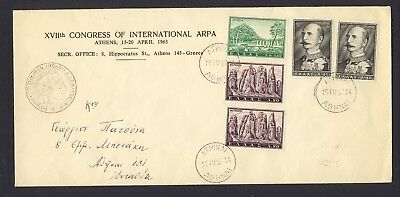 Greece cover ARPA congress international 1963 different opinions periodontology