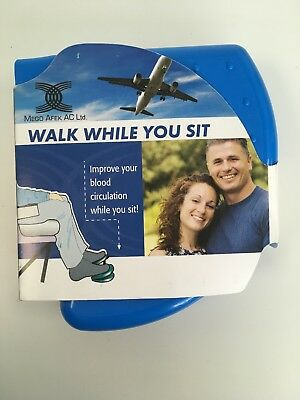 Mego Afek AC Walk While You Sit Aeroplane Leg Excercise