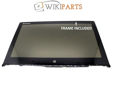 """New Lenovo Yoga 2 13 20344 13.3"""" FHD LED LCD + TouchScreen Panel Assembly"""