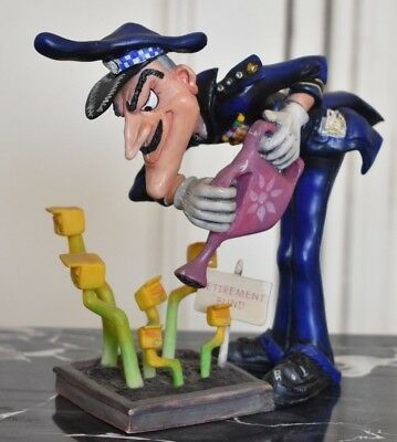 Country Artists Speed Freaks 'Commissioner Wedge' 04358 Figure Statue (Ref0H5)