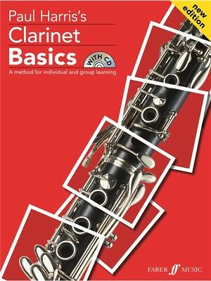 Clarinet Basics: Pupil's Book with CD