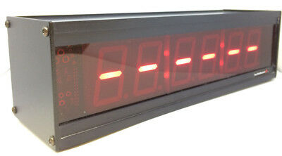 ForTheRecord Double Sided Large Digital Display Court Clock CC186-499/U