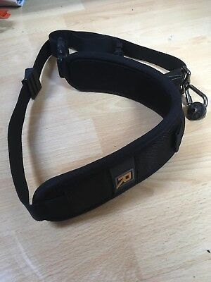 Black Rapid RS-7 (across body) 'R-Strap' Camera Strap Blackrapid Shoulder Neck