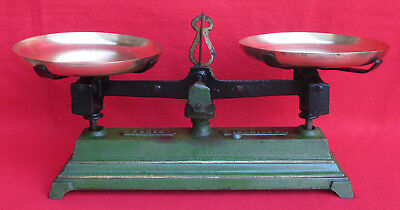 Vintage Old Kitchen Home Libra Balance Beam Scale